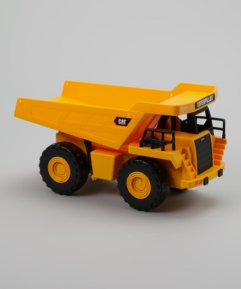 Job Site Motorized Dump Truck