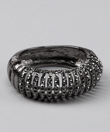 Black Sequin Bangle