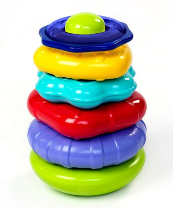 Rattle & Stack Toy Set