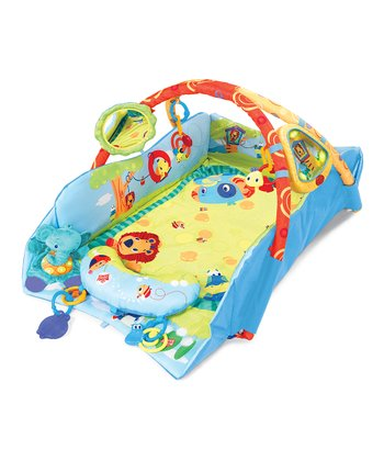Play Place Activity Mat