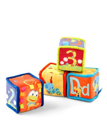 Grab & Stack Block Set