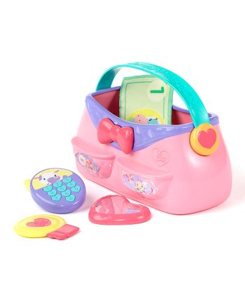 Pretty in Pink Put & Take Purse Toy Set