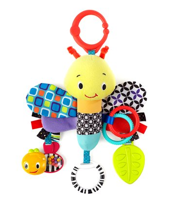 Dragonfly Sensory Plush Toy