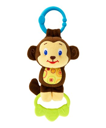 Brown Tug Tunes Monkey