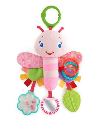 Flutter Friend Sensory Plush Toy