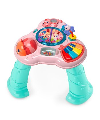 Pink & Aqua Musical Learning Table