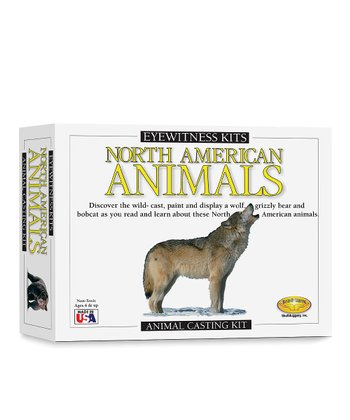 North American Animals Model Kit