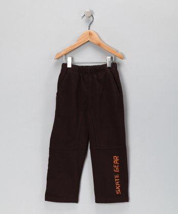 Chocolate Lounge Pants - Toddler & Boys