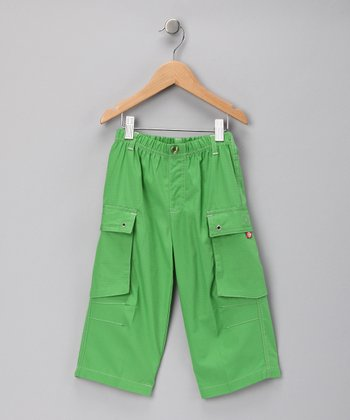 Apple Cargo Pants - Infant & Toddler
