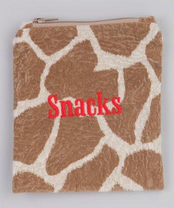 Caught Ya Lookin' Giraffe Snack Bag