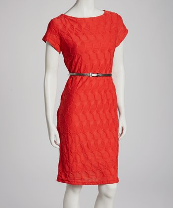 Poppy Belted Dress