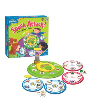 Snack Attack! Game