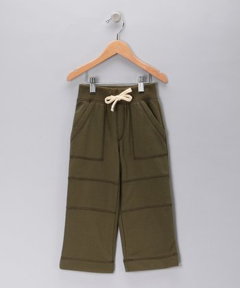 Forest Organic Lounge Pants - Infant, Toddler & Boys