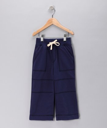 Marine Organic Lounge Pants - Toddler & Boys
