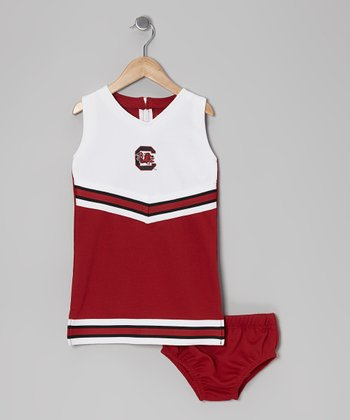 South Carolina Dress & Undershorts - Infant, Toddler & Girls