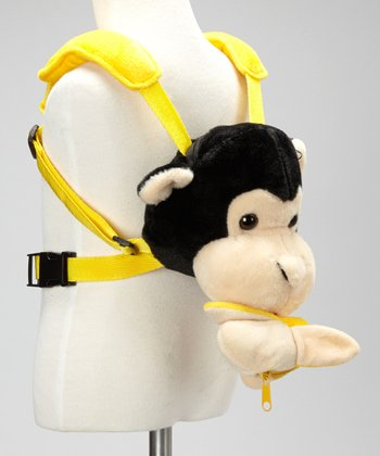 Monkey & Banana Safe-2-Go Safety Harness
