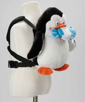 Baby Sherpa Penguin & Fish Safe-2-Go Safety Harness