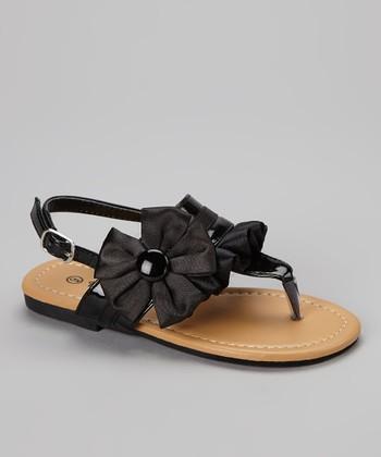 Black Candy Sandal