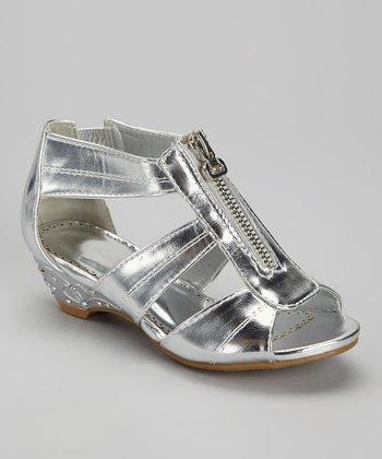 Silver Sasa Sandal
