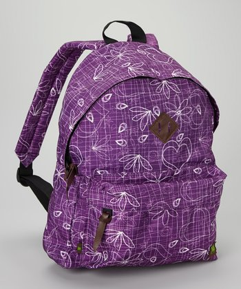 Purple Love Kelley Backpack