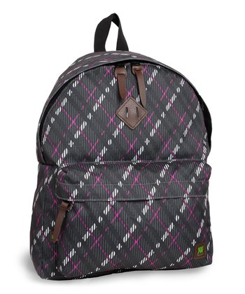 Preppy Purple Kelley Backpack