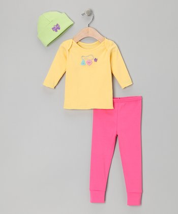 Buttercup & Bloom Charming Tee Set