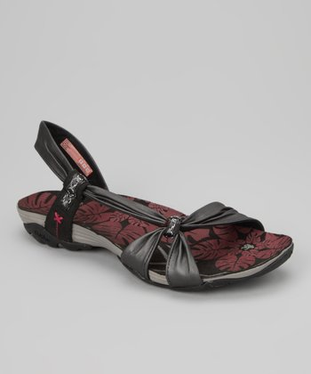 Black Ohia Sandal – Women