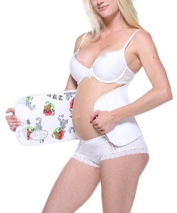 White Hearts Belly Bandit Couture - Women