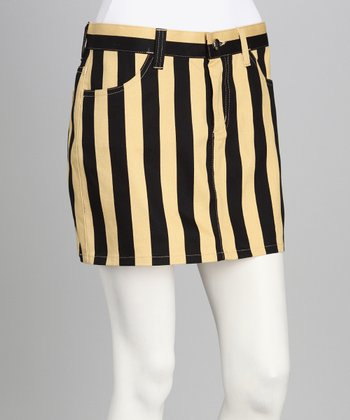New Orleans Saints Colors Skirt - Women