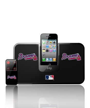 Atlanta Braves Slim Speaker Dock