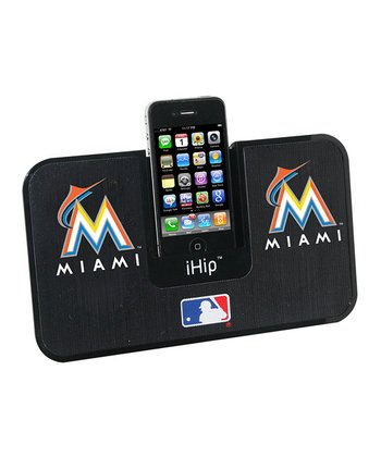 Miami Marlins Slim Speaker Dock