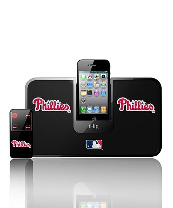 Philadelphia Phillies Slim Speaker Dock