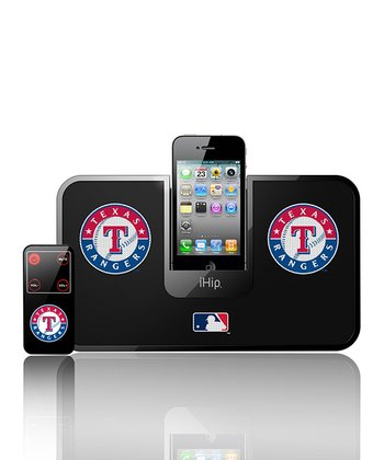 Texas Rangers Slim Speaker Dock