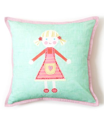 Pinky Tooth Fairy Pillow