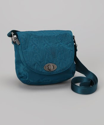 Lagoon Delight Mini Crossbody Bag