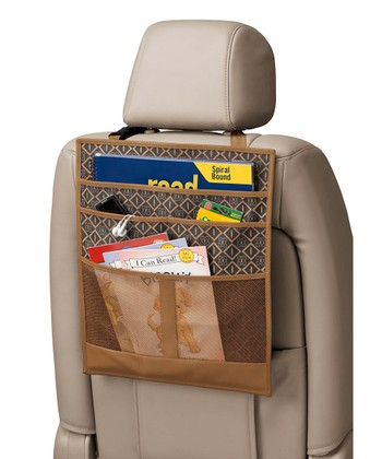 Charcoal Gray Backseat Organizer
