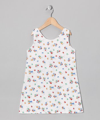 White Fairy Dress - Infant & Toddler