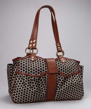 Toffee Caryn Diaper Bag