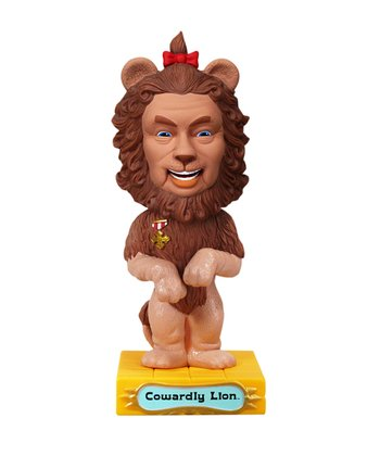 Cowardly Lion Wacky Wobbler