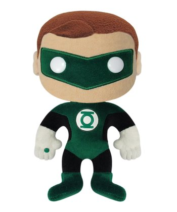 Green Lantern Plush Toy