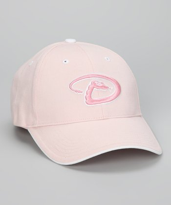 Pink Arizona Diamondbacks Baseball Cap