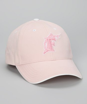 Miami Marlins Pink Baseball Cap