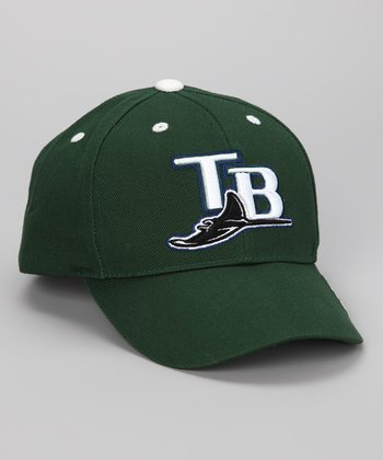 Tampa Bay Rays Green Baseball Cap