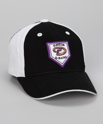 Black & White Arizona Diamondbacks Baseball Cap