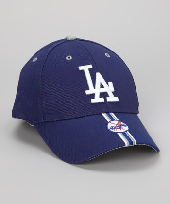 Blue Los Angeles Dodgers Baseball Cap
