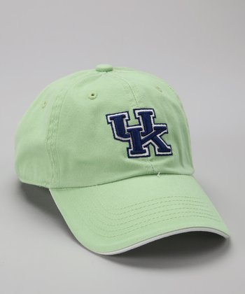 Green Kentucky Baseball Cap - Girls