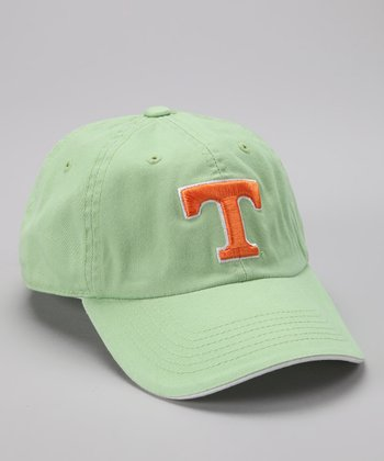 Green Tennessee Baseball Cap