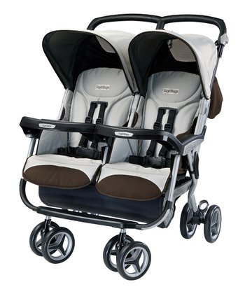 Java Aria Twin 60-40 Stroller