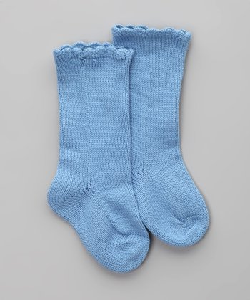 Azulon Tricot Socks