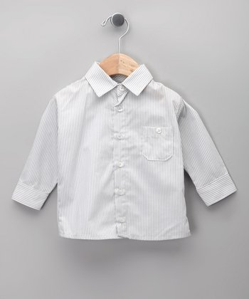 Gris Button-Up - Infant & Boys